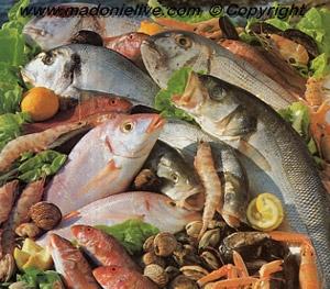 Sequestro di prodotti ittici