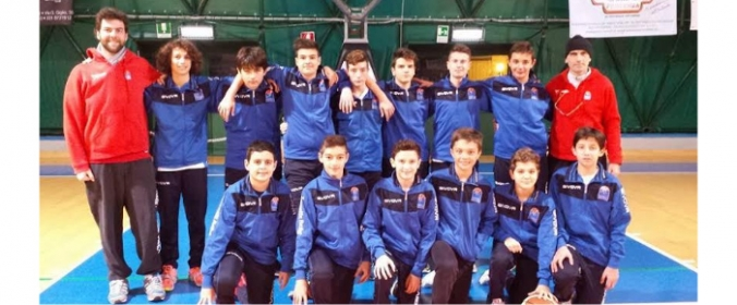 Basket - Under 15 Pesce Azzurro vince a Trapani 84 a 51