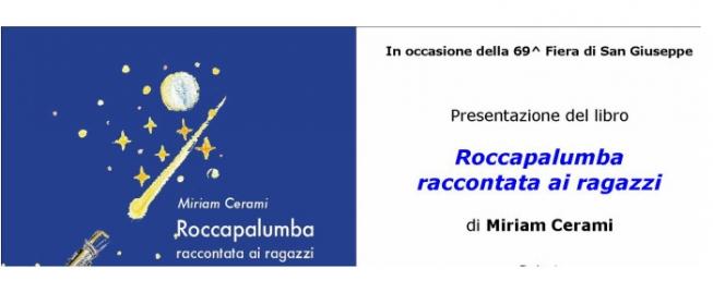 Miriam Cerami racconta Roccapalumba ai ragazzi di Casale Monferrato