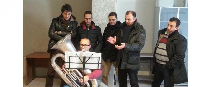 Effettuate le selezioni per l'orchestra bandistica del Parco delle Madonie