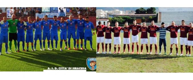 È fatta! Lo storico match Castelbuonese-Siracusa al 'Luigi Failla' a porte aperte