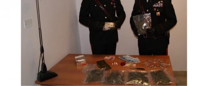 I carabinieri scoprono un vero e proprio supermarket della droga allo 'zen 2' – arrestate due persone