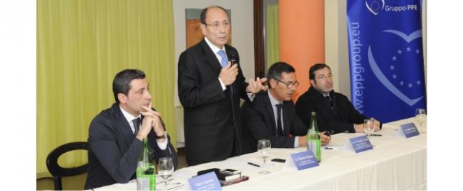 Grande partecipazione al workshop su tutela ambientale e Comunità Europea