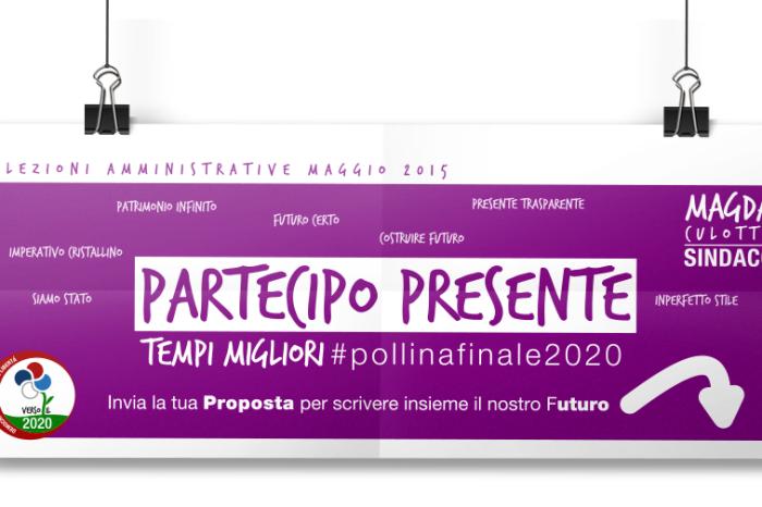 Amministrative, Pollina: sabato e domenica laboratori per il programma elettorale