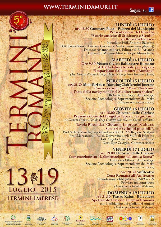Termini Romana