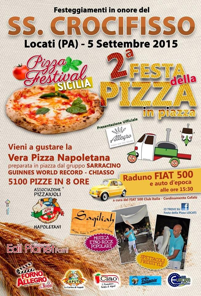 2 festa della pizza -manifesto