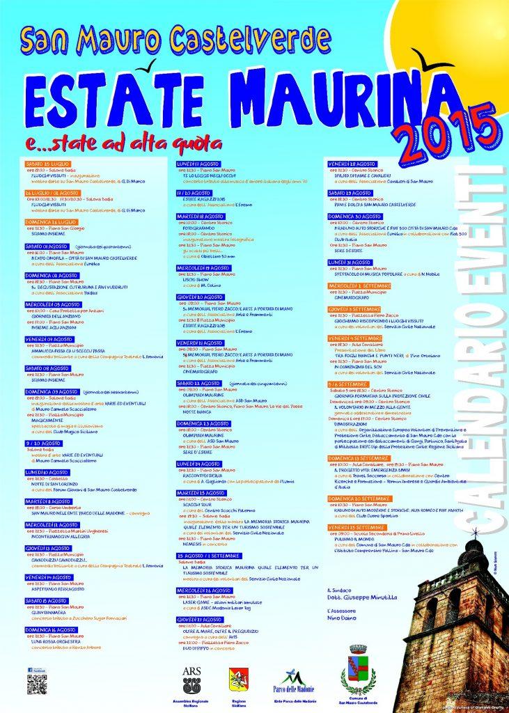 Estate San Mauro 2015