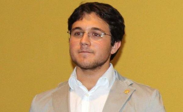 Il palermitano Alessio Arena, 20 anni, nominato Cavaliere dell'Accademia de' Nobili di Firenze
