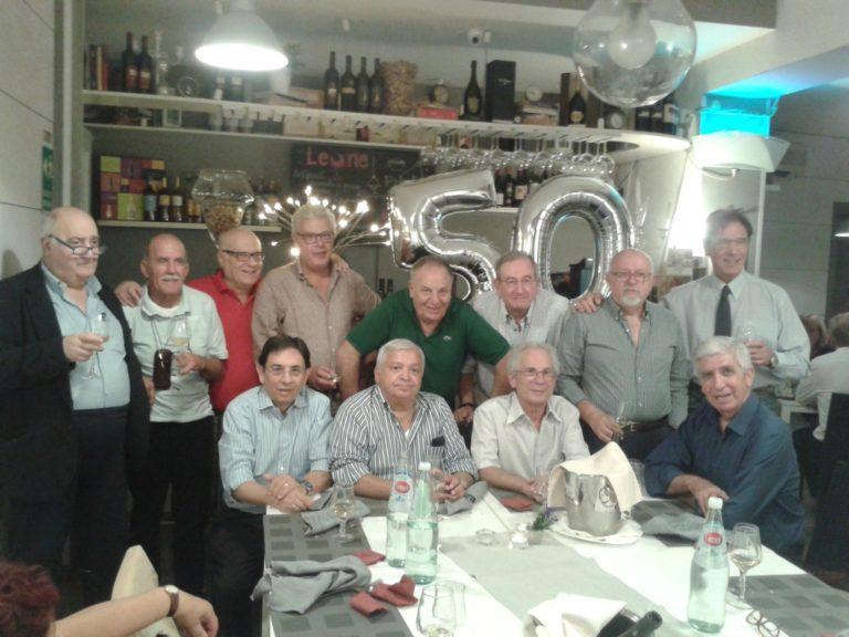 Dopo 50 anni dalla maturità si ritrovano a Palermo