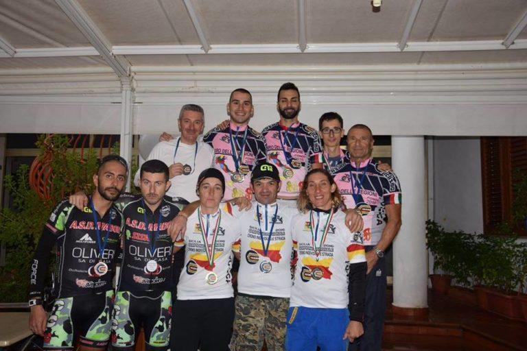 Ciclismo,ultima prova del campionato regionale.Medaglie madonite