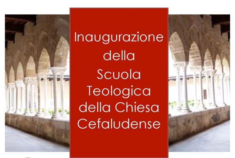 Inaugurazione Scuola Teologica della chiesa Cefaludense