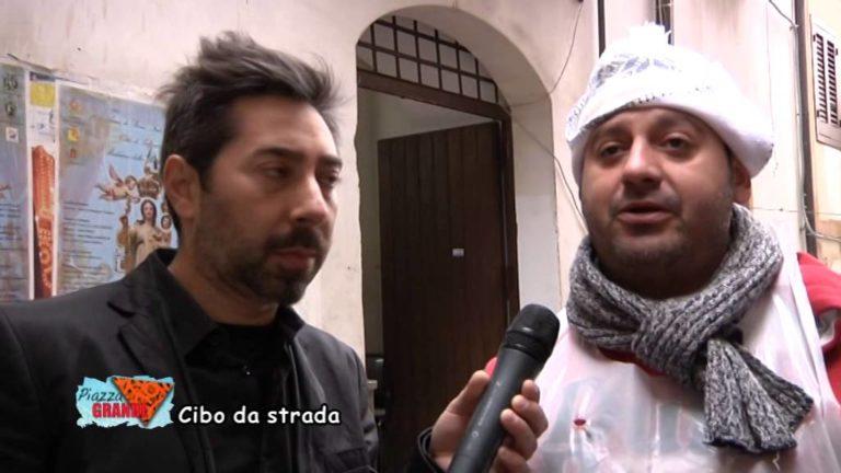 Stefano Piazza su Raidue