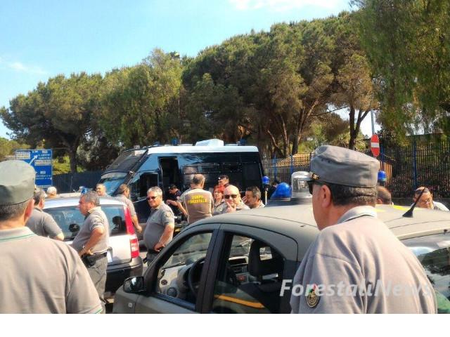 Chiude il distaccamento Forestale di Castellana Sicula ( con sede a Nociazzi)