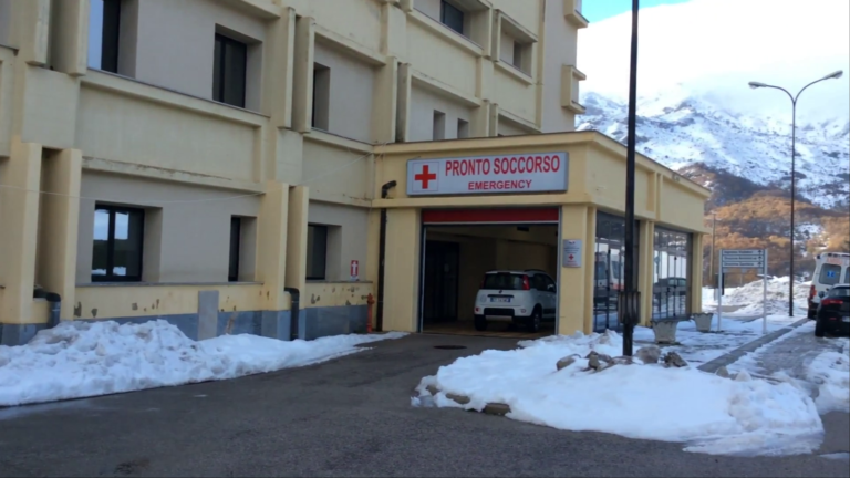 """3 incarichi al pronto soccorso del  """"Madonna S.S. dell'Alto"""" di Petralia Sottana"""