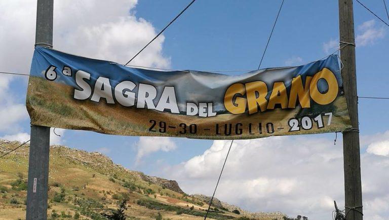 """PETRALIA SOPRANA. FINE SETTIMANA  CON LA """"SAGRA DEL GRANO"""