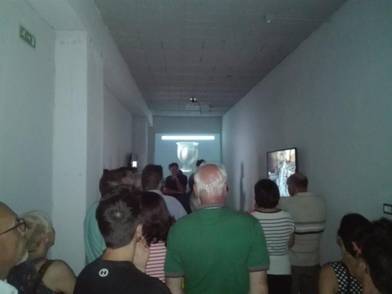 Bompietro, Inaugurato  il MAV, un museo archeologico virtuale