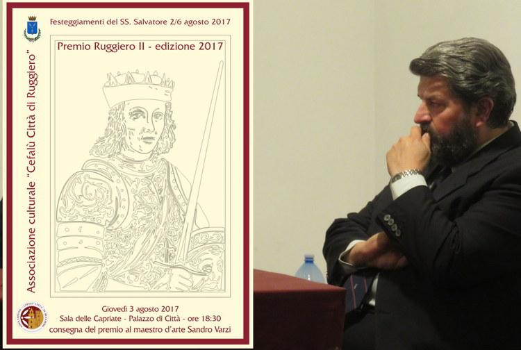 Sandro Varzi è il vincitore del Premio Ruggiero II 2017
