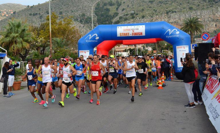 RUNNING SICILY-COPPA CONAD: DOMINIO AFRICANO NELLA PALERMO HALF MARATHON