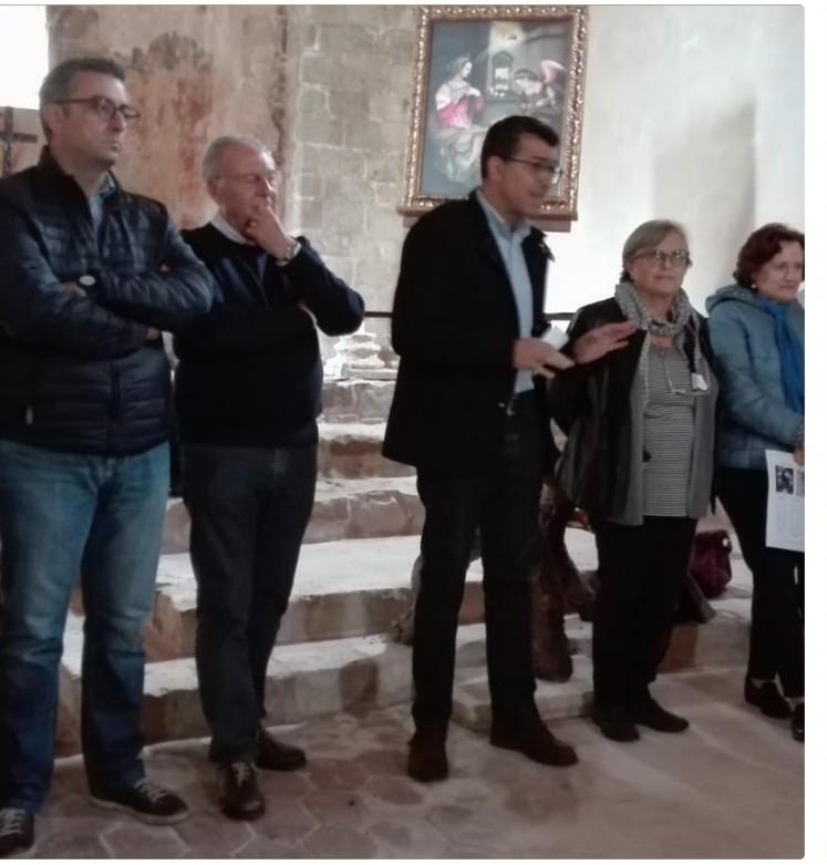 Geraci Siculo: sottoscritto il protocollo d'intesa per la valorizzazione del sito monumentale di Santa Maria della Cava