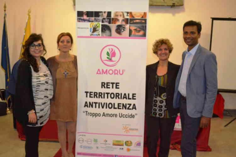Nasce Amorù, rete antiviolenza nei Comuni