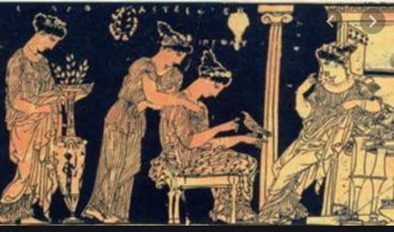 Muse E Sirene Nella Grecia Antica Madonielive Com