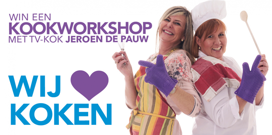 Win een kookworkshop