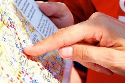 Orientierungstour Mallorca