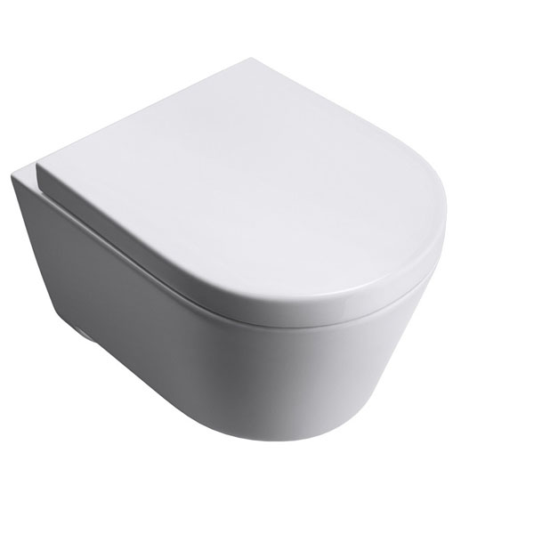 sp lrandlos toilette softclose sitz sp lrandloses wand h nge wc aachen306 neu ebay. Black Bedroom Furniture Sets. Home Design Ideas