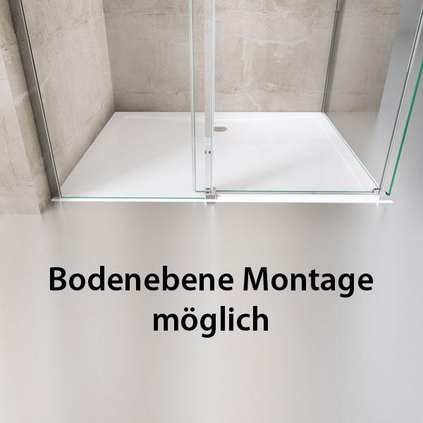 duschkabine dusche duschabtrennung rechteckig kabine. Black Bedroom Furniture Sets. Home Design Ideas