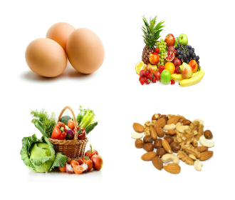 halve kilo afvallen per week