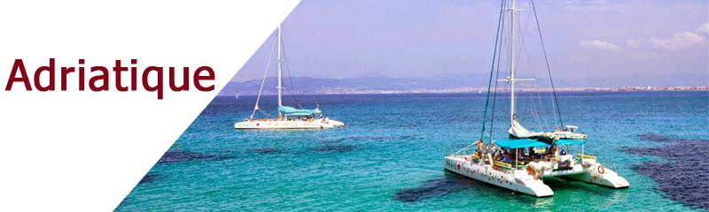 Location de bateaux en Italie Adriatique