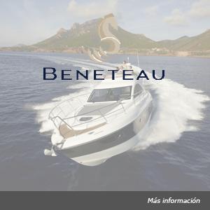 flota Beneteau motor