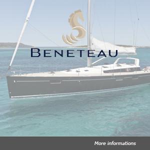 Fleet Beneteau monohull