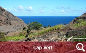 Itinéraires de croisières au Cap Vert