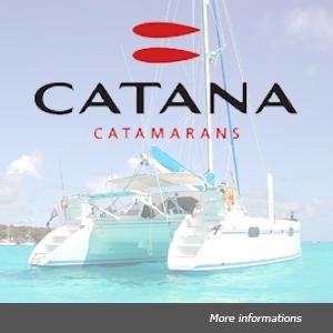 Fleet Catana catamaran