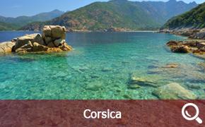 Cabin Cruise in Corsica