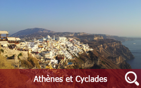 Itinéraire de croisières en Grèce dans les Cyclades
