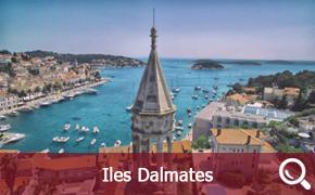 Itinéraires de croisières en Croatie