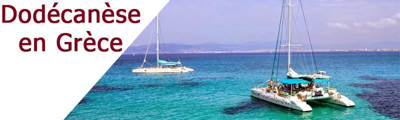 Location de bateaux dans le Dodécanèse