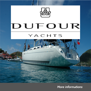 Fleet Dufour monohull