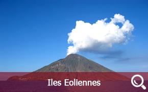Itinéraires de croisières en Italie dans les Iles Eoliennes