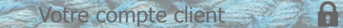 Votre compte client