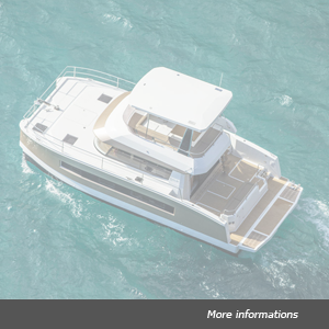 Fleet Fountaine Pajot power