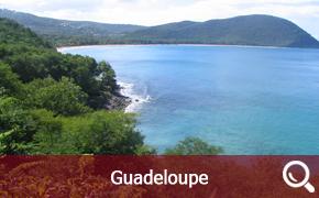 Itinéraires de croisières en Guadeloupe