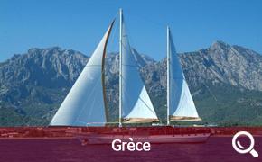 Location de Goélettes, Gulet et Caïques en Grèce