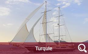 Location de Goélettes, Gulet et Caïques en Turquie
