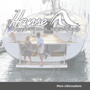 Fleet Hanse monohull