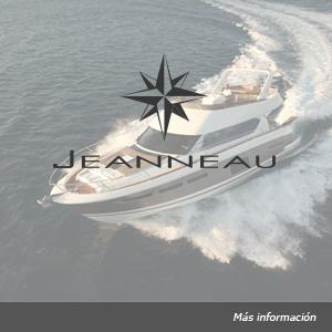 flota Jeanneau motor