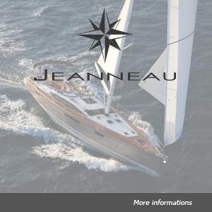Fleet Jeanneau monohull