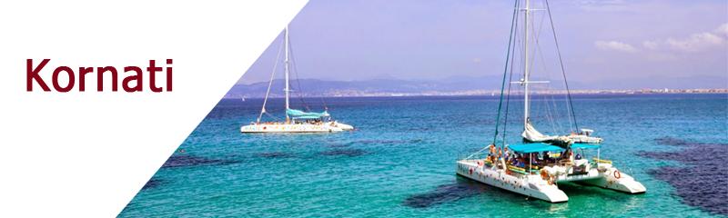 Location de bateaux dans les Kornati